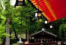 日本 / 神社とか寺とか着物とか。可愛いね〜
