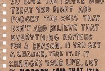 Words That Inspire / by Saved by love creations