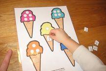 Preschool / Ideas for our coop preschool / by Nancy Robins