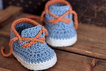 Baby booties, sock, ect.