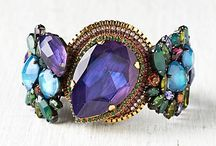 Jewels, bangles, adornments / by Beth Noel
