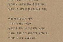 Korean language/literature