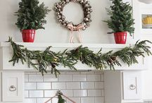 Vintage Mantel / Where I'll share lots of really cool ways to decorate your mantel or shelves!