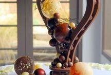 Pastillage et chocolat
