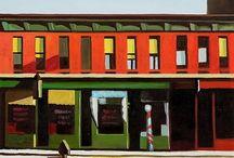 Artist-Edward Hopper / by Erica Thompson