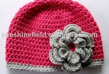 Crocheting / by Mary Decker