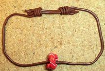 Nœud pour fermer bracelet