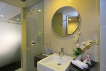 Bathroom & Amenity / Take a look at our guest hotel bathroom amenities