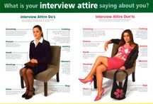 Women's Hire Attire / by Oakland Careers