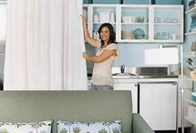 Home Space-savers / We live in a tiny apartment. / by Revel Events