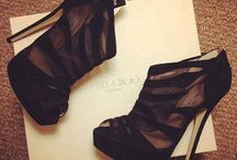 Zapatos noche / Tacos para salir a bailar o a cenar.