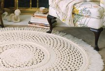 Crocheting / Rug