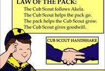 CubScouts / by Jennifer Oklejewski