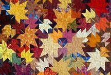quilt automne maple quilt