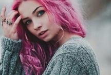 Wild-Haired Girls || Character Inspiration