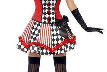 Clown Fancy Dress Costumes