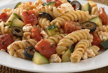 Pasta and Salads / by Melissa Arnold