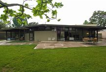 Mid Century Modern Homes / Ideas for future home reno / by Kathy Titley