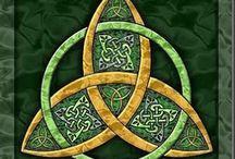 Mandalas símbolos celtas