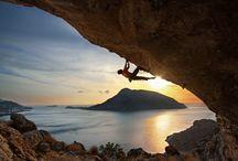 Climb time. / by Liz Chrisman
