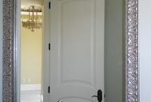 traditional frames mirror frame kits change the look of your bathroom instantly bathroom mirror