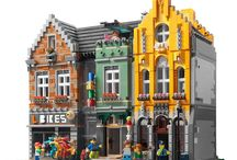 Lego: Buildings