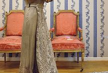 Regency Courtdress