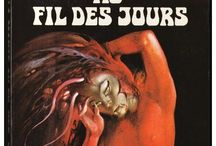 Books (French Pulp Illustrated ~ Marabout-Fantastique)