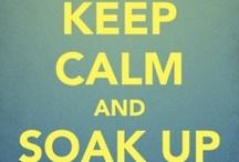 Blijf kalm en ..............