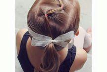 L hair