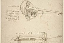 Leonardo Da Vinci - 1452 a 1519 - Renascentista