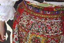 Ethnic costume