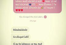 De vorbă cu el !♥