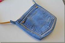 tašky džiny