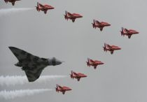 Farnborough Air Show 2012 (#FIA2012) / Celebrating the success of the UK aerospace industry / by BIS