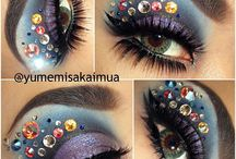 Makeup love  / by Rebecca Mains
