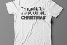 Christmas T-shirt Design / Christmas T-shirt Design
