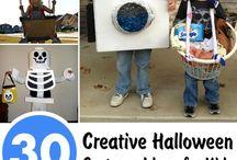 Kids Halloween Costumes :) / by Jamie Bylander