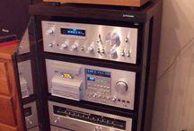 Áudio Vintage High End