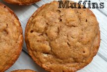 GF Muffins and Snacks / Gluten Free Muffins and Snacks