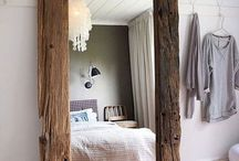 Mirrow in bedroom