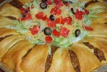 Party food / by Mandi Michele