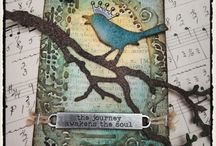 Tim Holtz  ~ All Things / by Sue Bockrath