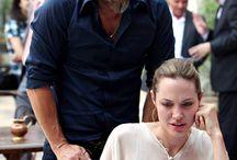 Brad Pitt & Anjol / best couple