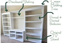 House- Diy furniture for the house / by Piper Meinberg