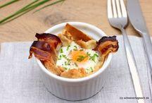 Frühstück / Rezepte für einen leckeren Start in den Tag