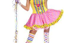 clown in town
