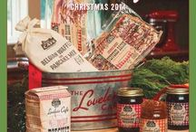 Christmas at the Loveless Cafe / What do we love at Christmas? Spending time with family, timeless holiday recipes, southern Christmas gifts, and country holiday decor. This board has a little bit of everything for a Loveless Christmas! / by Loveless Cafe