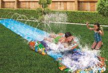 Wodne zabawy dzieci :)