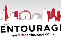 The Entourage / by David Littlewood